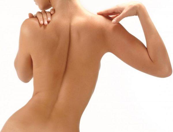 Стройная спина
