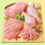 Мясо нежирных сортов