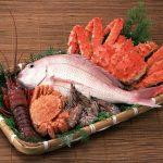 Рыба и морепродукты
