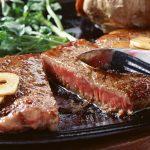 Жирное жареное мясо