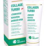 Collagen Turbo «Стимулятор коллагена» дневной крем