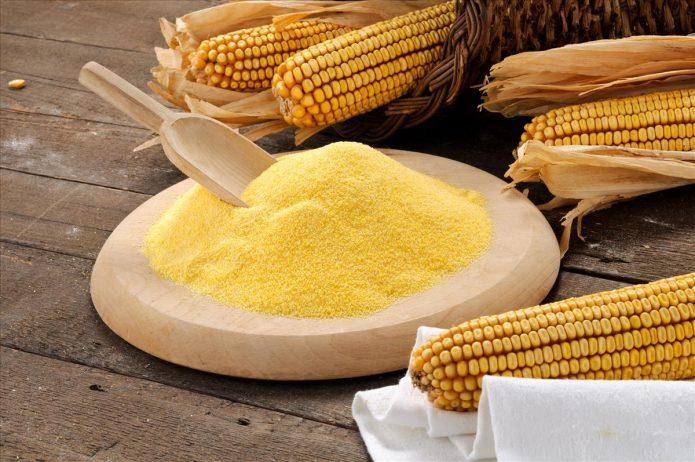 Кукурузная мука