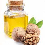 Оливковое масло и грецкие орехи
