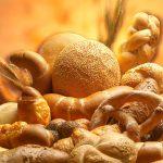 Белый хлеб и выпечка
