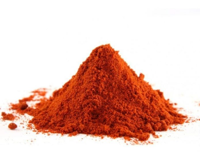 Красная глина