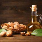Орехи и оливковое масло