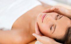 лимфатический массаж лица