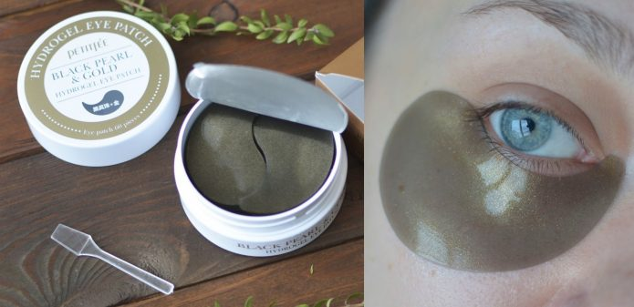 Патч Black Pearl & Gold Hydrogel Eye Patch