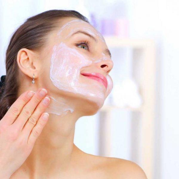 маска для лица и шеи