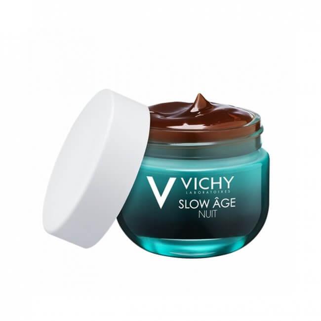 Viсhy Slow Age Ночная крем маска