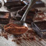 Чёрный шоколад