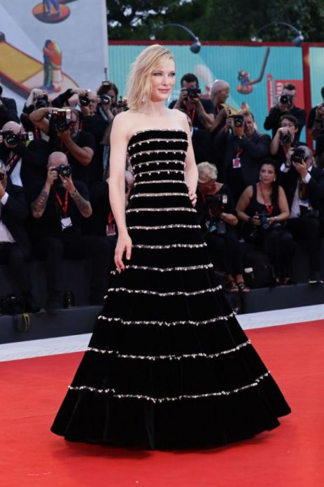 Кейт Бланшетт в платье Armani Prive