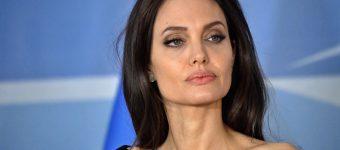 Анджелина Джоли впервые показала свой особняк