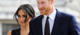 Принц Гарри потребовал СМИ прекратить травлю своей жены