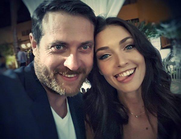 Дочь Сафонова вышла замуж