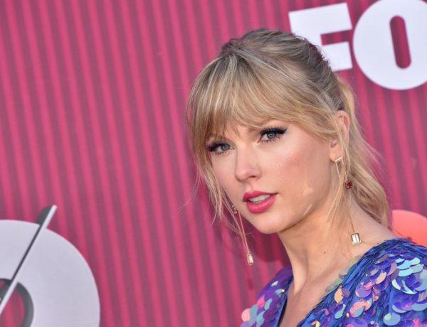 Тейлор Свифт спровоцировала слухи о своей помолвке