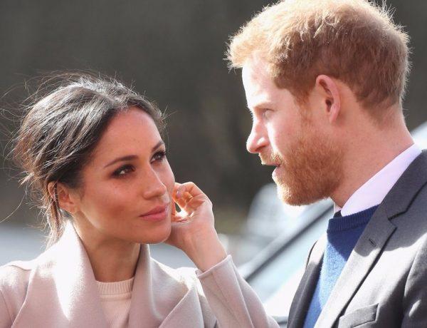 Меган Маркл и принц Гарри хотят переехать в Канаду