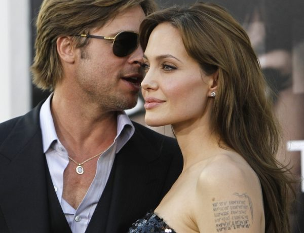 Питт и Джоли развод