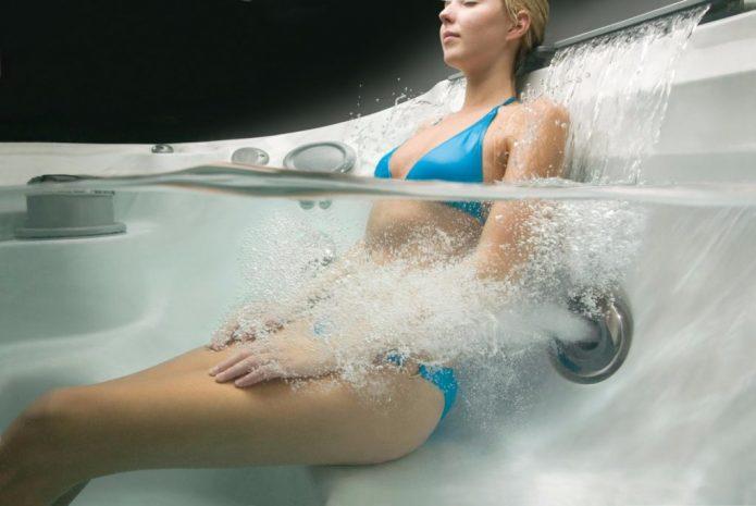 Гидромассаж в джакузи