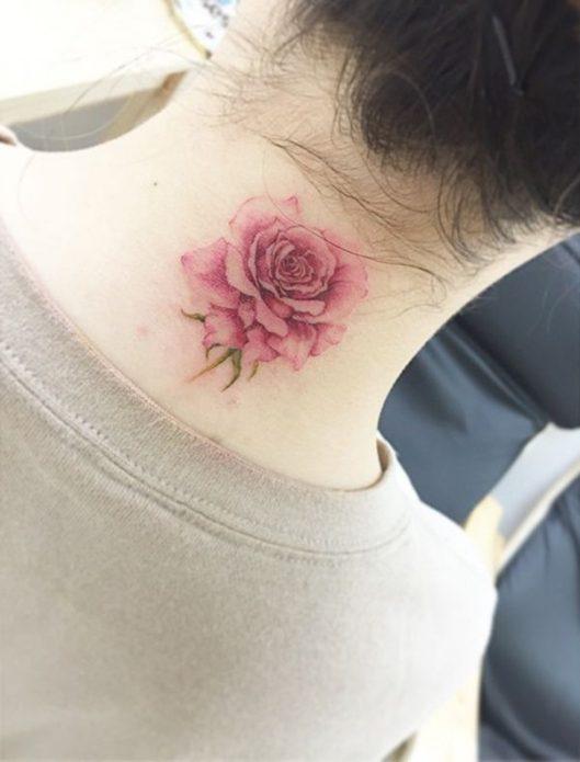 Роза тату