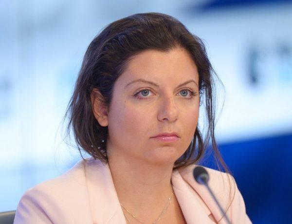 Маргарита Симоньян родила дочь
