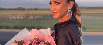 Ольга Бузова показала помолвочное кольцо