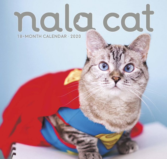 Календарь с Налой