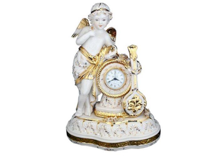 Часы с ангелочком
