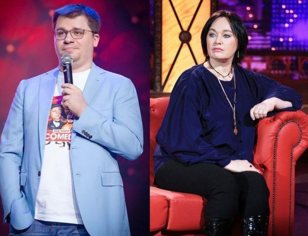 Харламов извинился перед Гузеевой