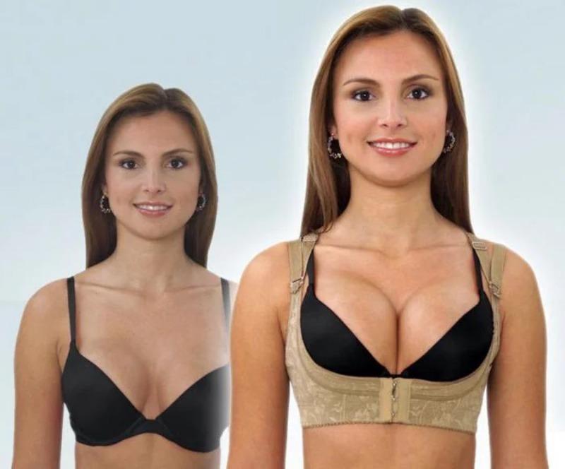 7 приемов, которыми пользуются звезды, чтобы визуально увеличить грудь