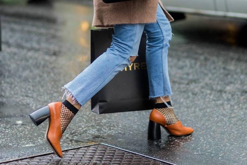Как подобрать носки и гольфы под обувь, чтобы выглядеть стильно, а не смешно