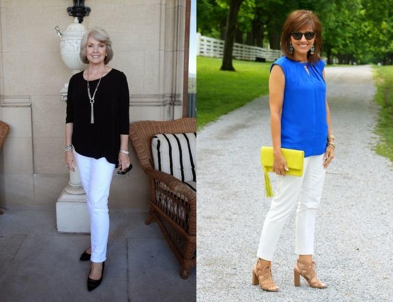 Будьте смелее: какую одежду стоит позволить себе после 45