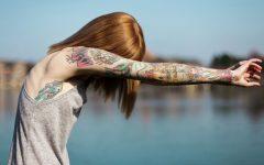 Идеи для женской татуировки рукава