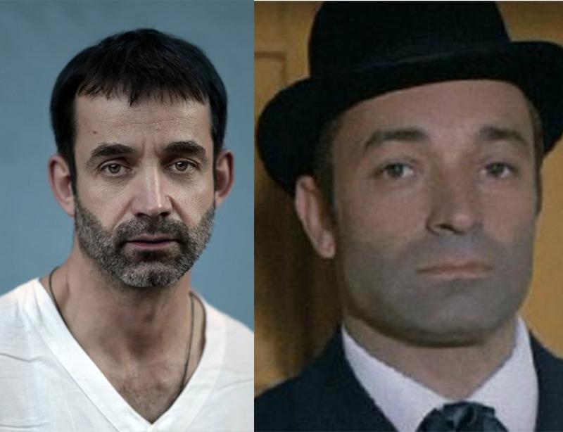 8 пар российских актеров, которые похожи друг на друга, как две капли воды