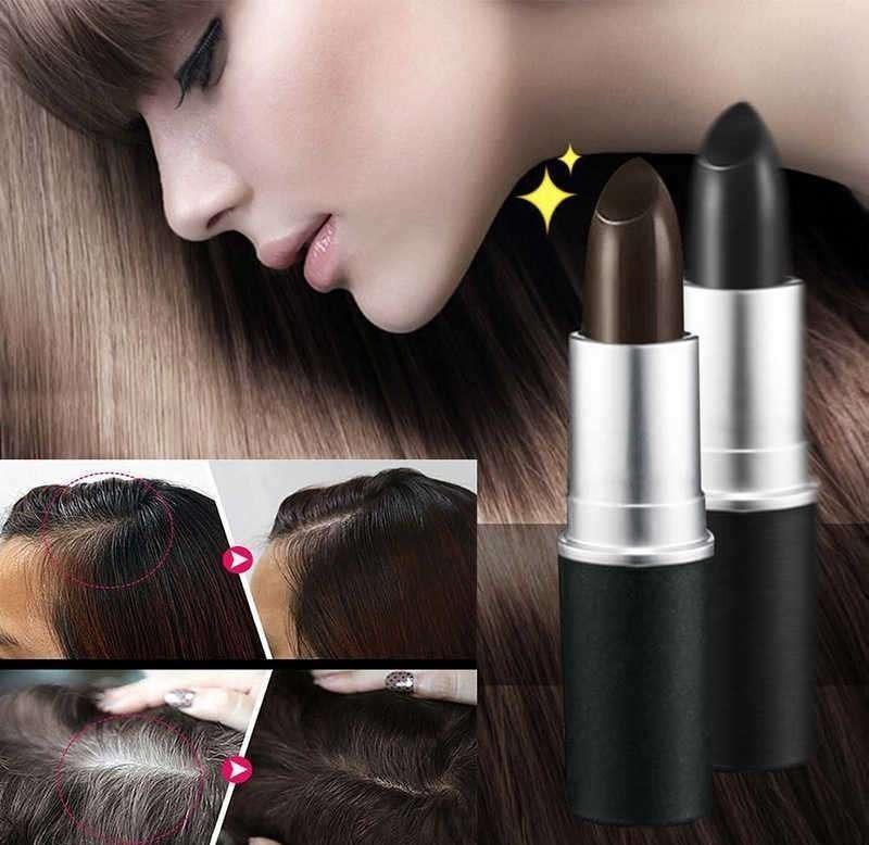 Как временно скрыть отросшие корни волос, если парикмахерская закрыта