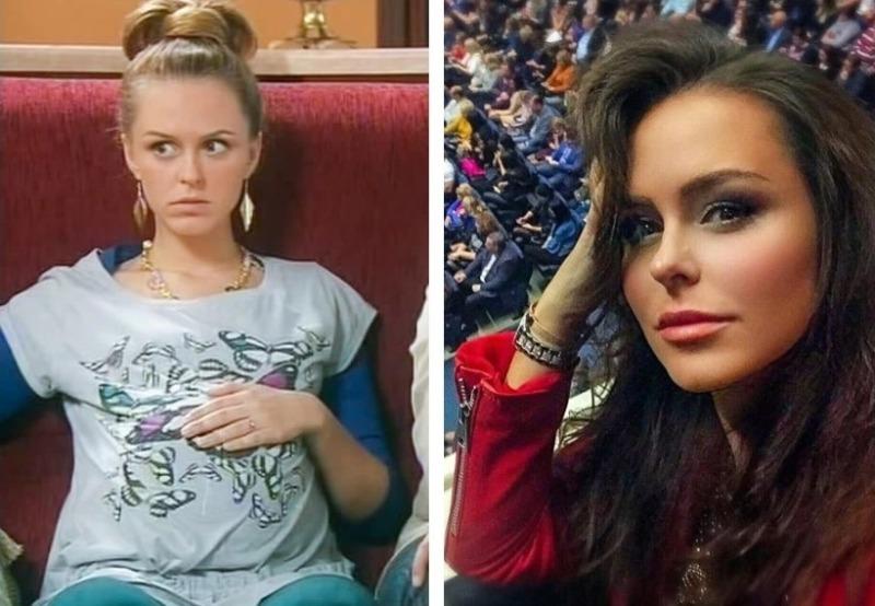 Как сейчас выглядят актеры сериала «Татьянин день»