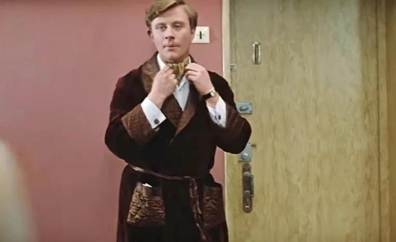 Модный гардероб Геши Козодоева из фильма «Бриллиантовая рука»