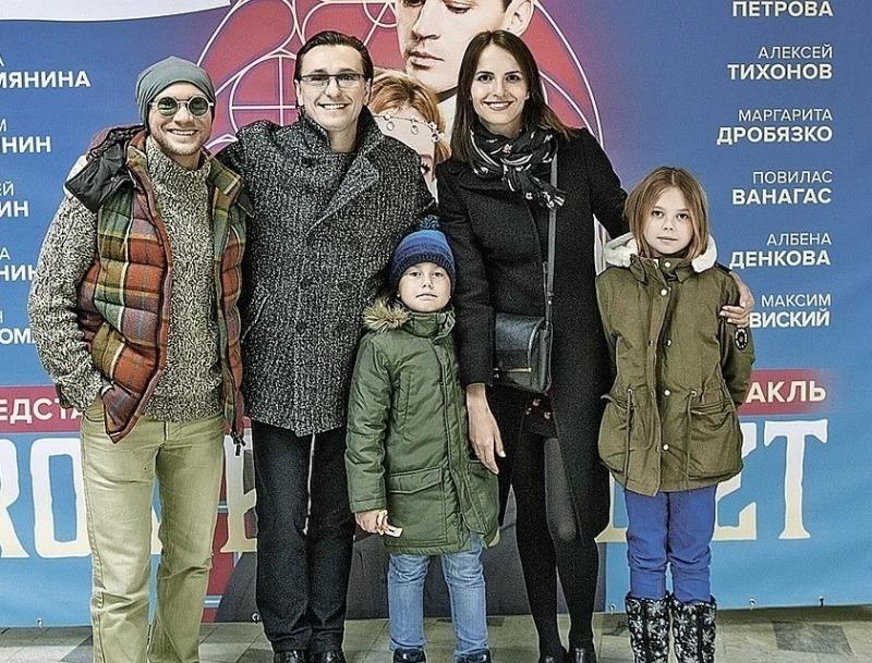 6 любимых женщин Сергея Безрукова