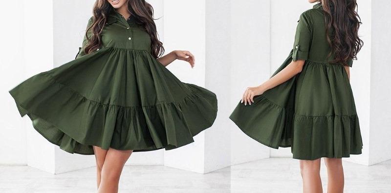 6 деталей на платье, которые подчеркнут талию, даже если ее нет