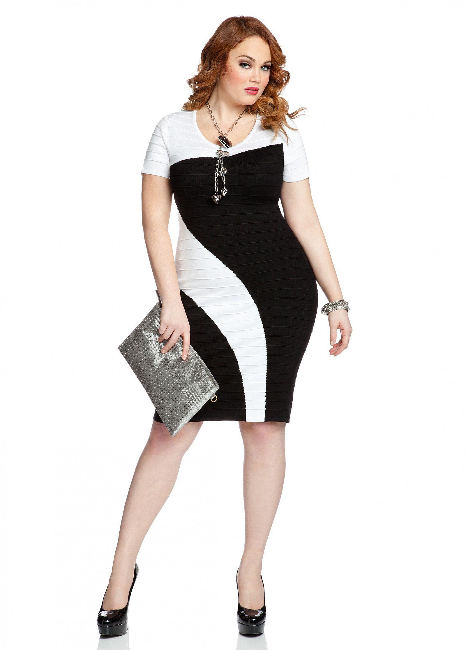 5 моделей платьев, которые скроют полноту и не повиснут балахоном