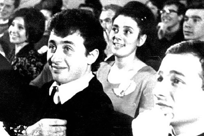Кто был первой любовью известных телеведущих