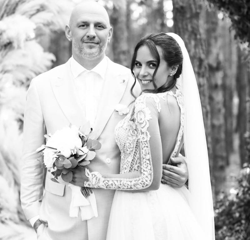 7 ярких и стильных свадеб 2019 года, которые сложно забыть