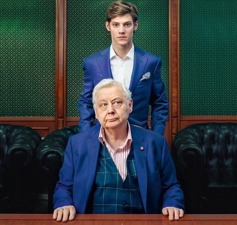 Звездные отцы, у которых выросли красивые и талантливые сыновья