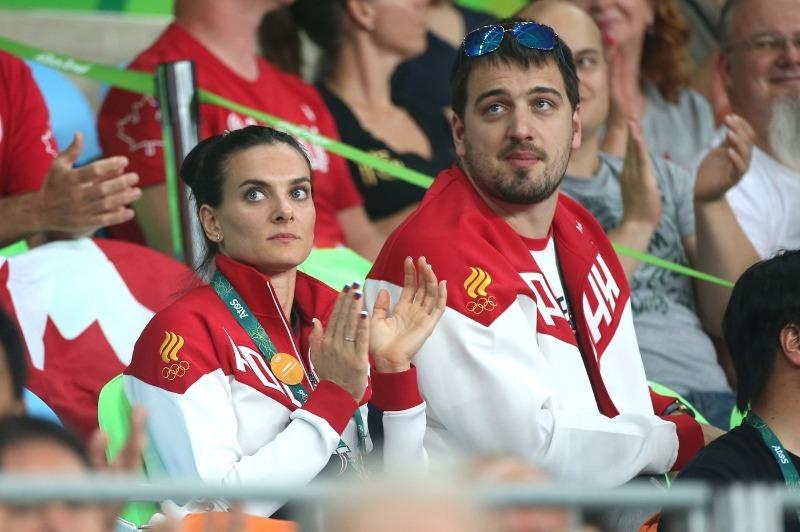 Как выглядят мужья популярных российских спортсменок
