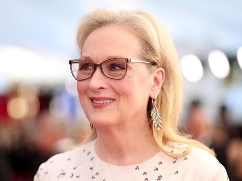 7 актрис за 60 с шикарной внешностью