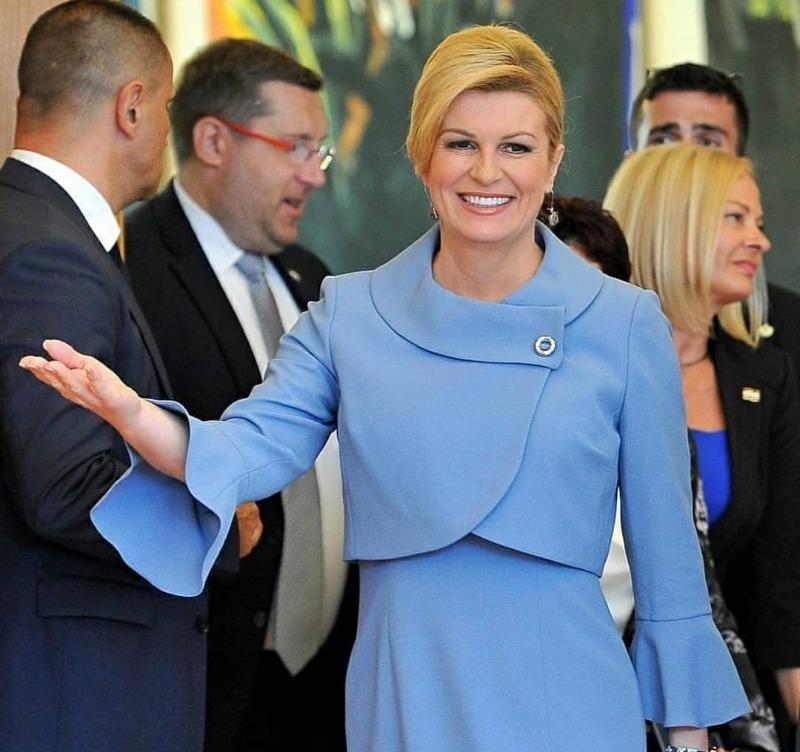 Женщины-президенты и королевы, безупречному стилю которых стоит поучиться