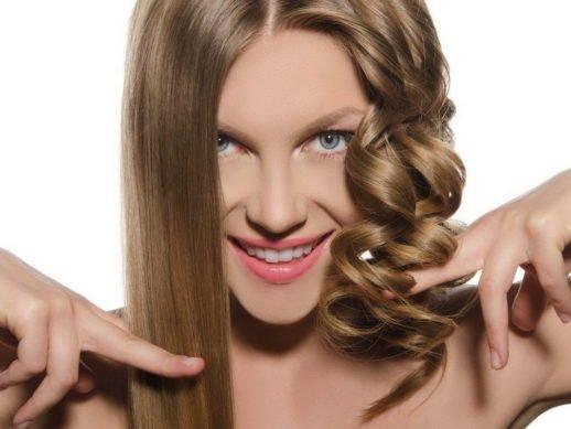 Особенности завивки волос выпрямителем