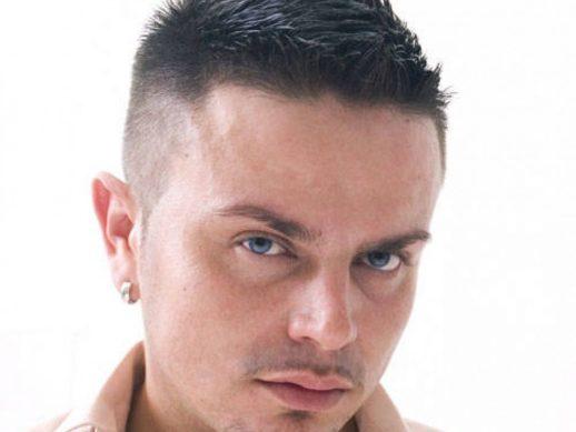 Мужская стрижка на круглое лицо