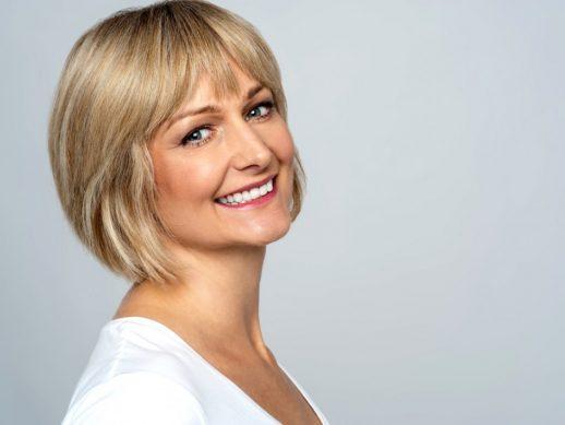 Причёски для женщин после 40
